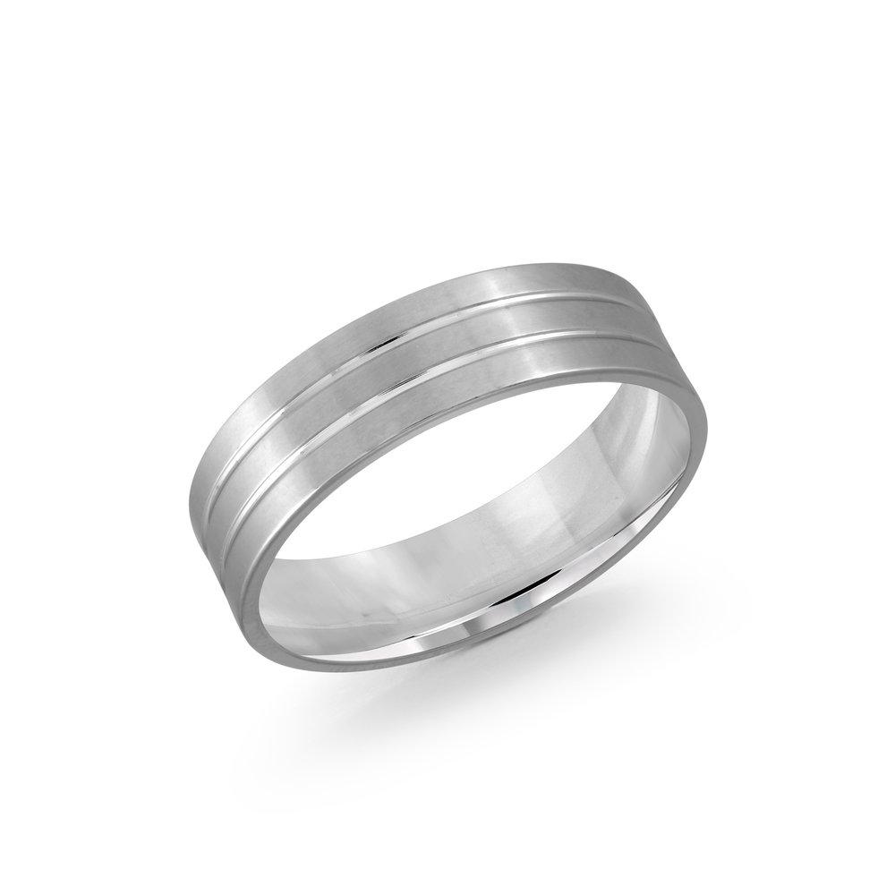 Cobalt Chrome Alternative Metal Diamond Wedding Band Excel Jewellers Surrey Canada Langley Burnaby